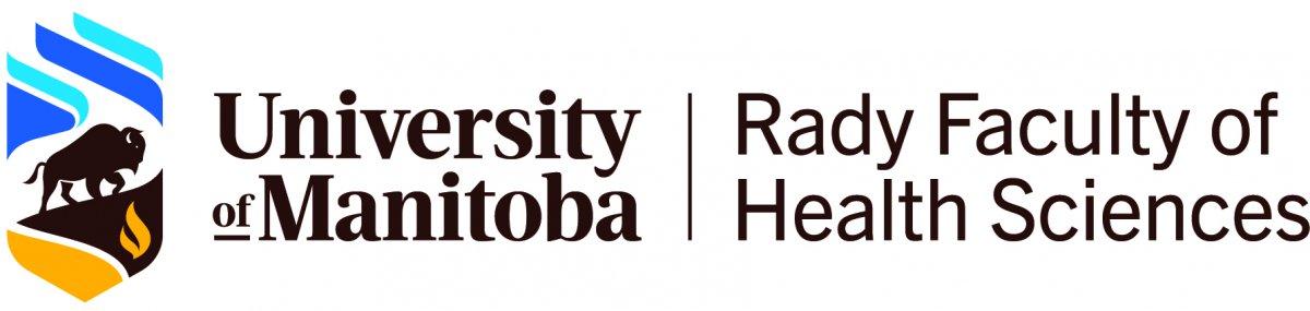 University of Manitoba, Rady Faculty of Health Sciences logo
