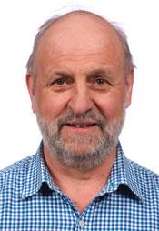 Portrait of Dr. Tony Szturm.