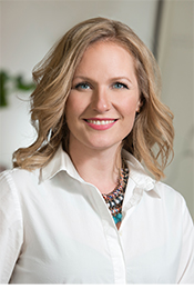 Portrait of Dr. Mandy Archibald.