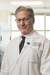Portrait of Dr. Charles Bernstein.