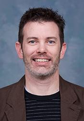 Portrait of Dr. Dan Chateau.