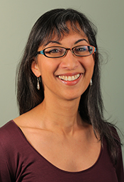 Portrait of Dr. Shyamala Dakshinamurti.