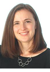 Portrait of Dr. Allison Dart.