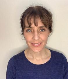 Portrait of Sarah Lesperance.