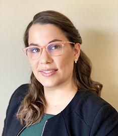 Portrait of Jocelyn Elias.