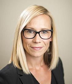 Portrait of Tara Horrill.