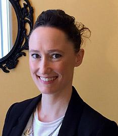 Portrait of Sarah Filiatreault.