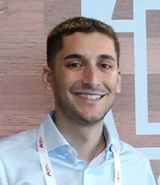 Portrait of Dr. Carlo Sgarbanti.