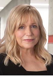 Portrait of Dr. Joan Durrant.