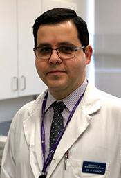 Portrait of Dr. Rodrigo França.