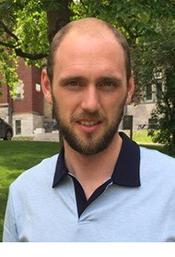 Portrait of Dr. Andrew Hatala.