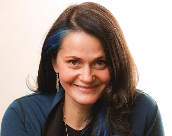 Dr. Jillian Horton.