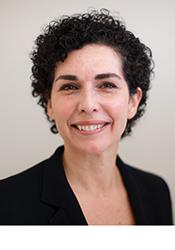 Portrait of Dr. Anastasia Kelekis-Cholakis.
