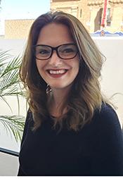 Portrait of Dr. Marnie Kramer.
