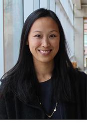 Portrait of Dr. Christine Leong.