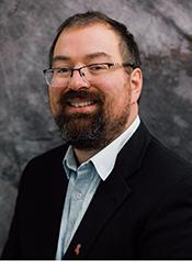Portrait of Dr. Lyle McKinnon.
