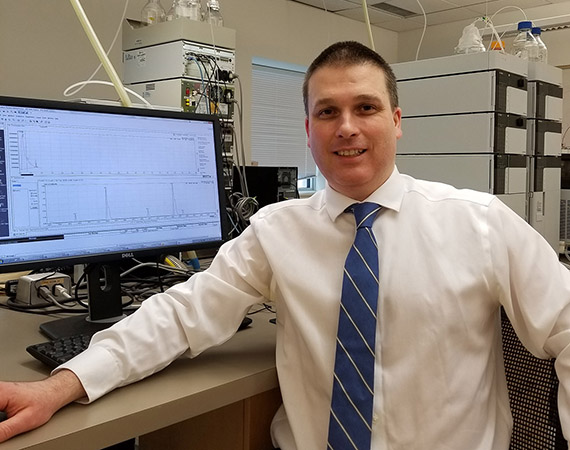Dr. Ted Lakowski.