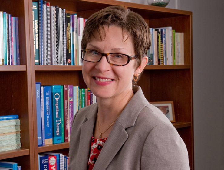 Portrait of Marcia Finlayson.