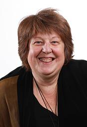 Portrait of Dr. Annette Schultz.
