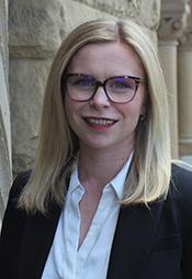 Portrait of Dr. Elizabeth Wall-Wieler.