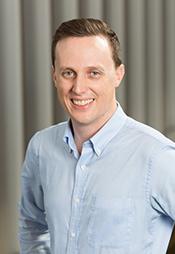 Portrait of Dr. Galen Wright.